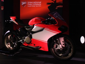 Ducato 1199 Superleggera (Foto: Rafael Miotto/G1)