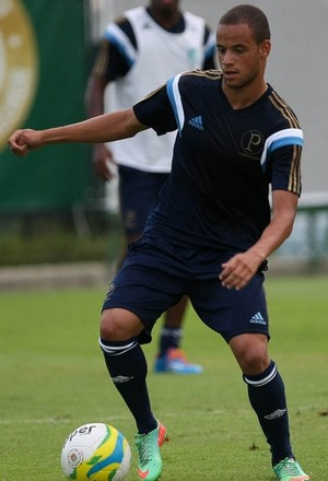 Bruninho Palmeiras (Foto: Cesar Greco/Ag Palmeiras/Divulgação)