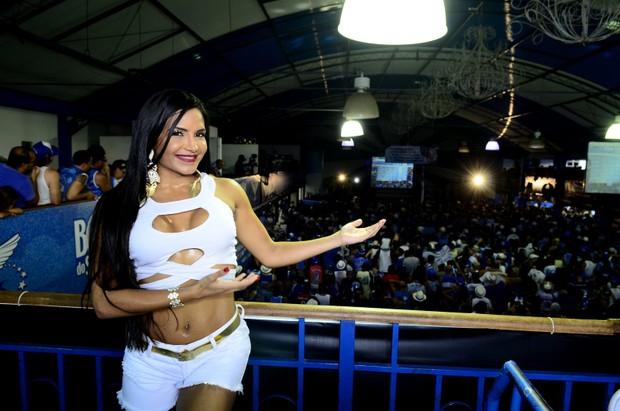 Shayene Cesário (Foto: Roberto Teixeira / Ego)