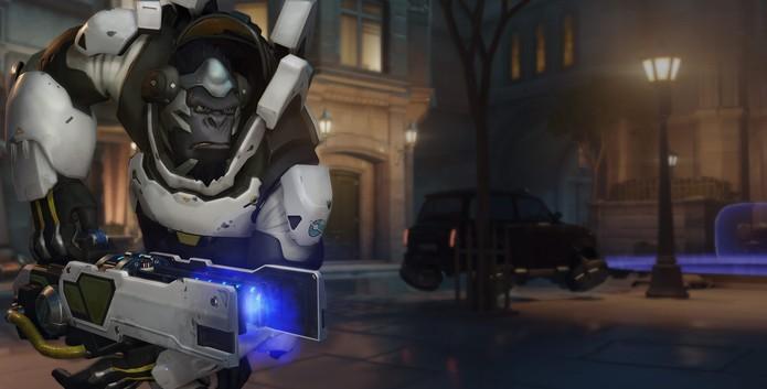 Winston caminha para o ataque (Foto: Divulgação/Blizzard)