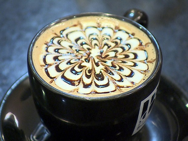 café cremoso_PEGN (Foto: reprodução/TV Globo)