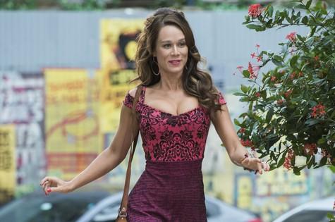 Mariana Ximenes será Tancinha em Haja coração (Foto: TV Globo)