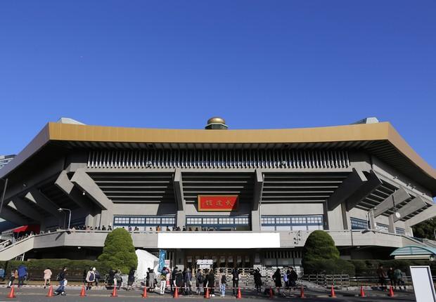 Arena Nippon Budokan (Foto: Divulgação)