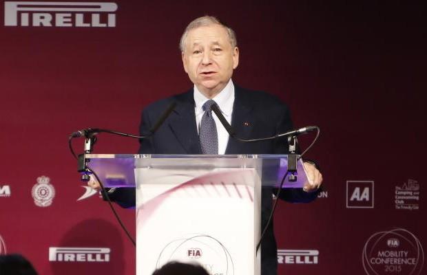 Jean Todt, presidente da FIA (Foto: FIA)
