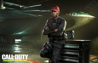 """Hamilton se junta a McGregor e será personagem de próximo """"Call of Duty"""""""