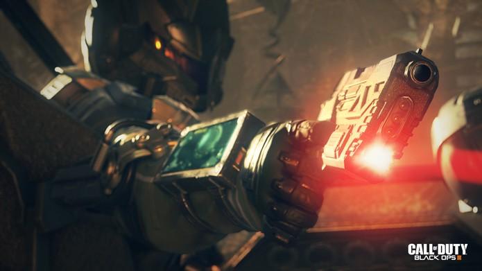 O futuro o aguarda em Black Ops 3 (Foto: Divulgação/Activision)