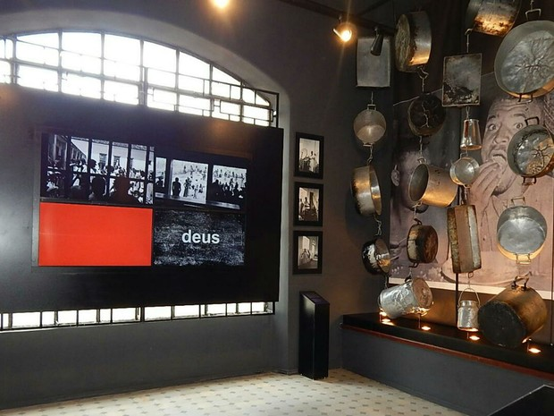 Museu da Loucura Barbacena (Foto: Deborah Marcier/Divulgação)