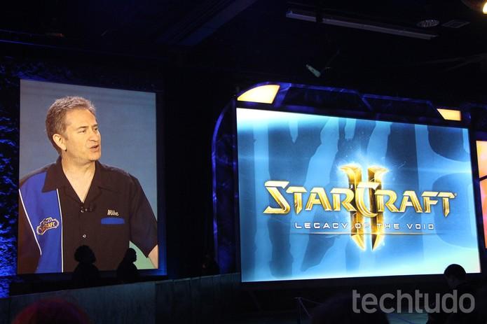 BlizzCon 2015 StarCraft (Foto: Felipe Vinha/TechTudo)