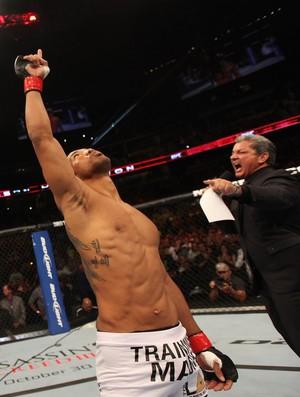 Ben Henderson e Frankie Edgar UFC 150 (Foto: Getty Images)