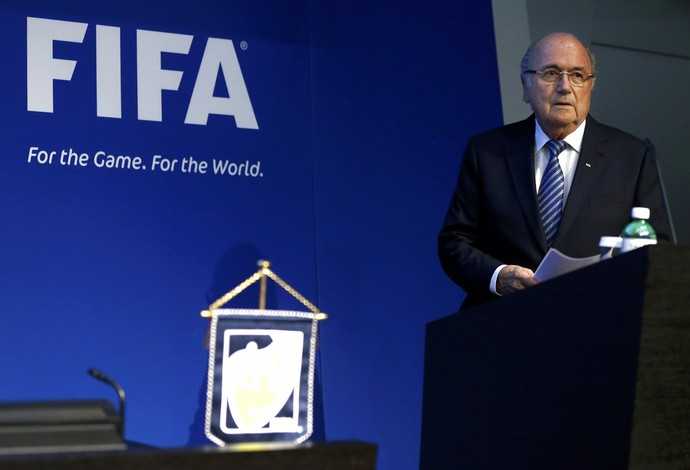 Joseph Blatter renuncia Fifa (Foto: Reuters)