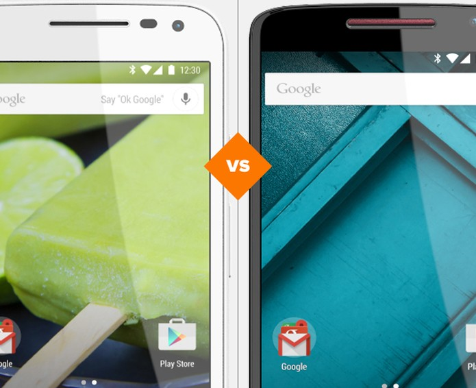 Moto X Play vs Moto G 3: descubra qual celular da Motorola é melhor (Foto: Arte/TechTudo)