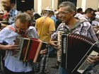 Homenagem a Luiz Gonzaga reúne dezenas de sanfoneiros no Piauí
