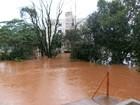 Aulas são canceladas em mais de 30 cidades de SC por causa das chuvas