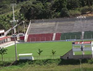 Estádio José Olímpio da Rocha, o Rochão (Foto: Marcelo Pereira/Real Noroeste FC)