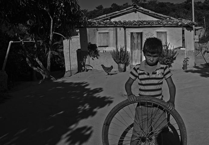 Reginaldo, da Cidade de Caraí (Foto: Maurício Nahas)