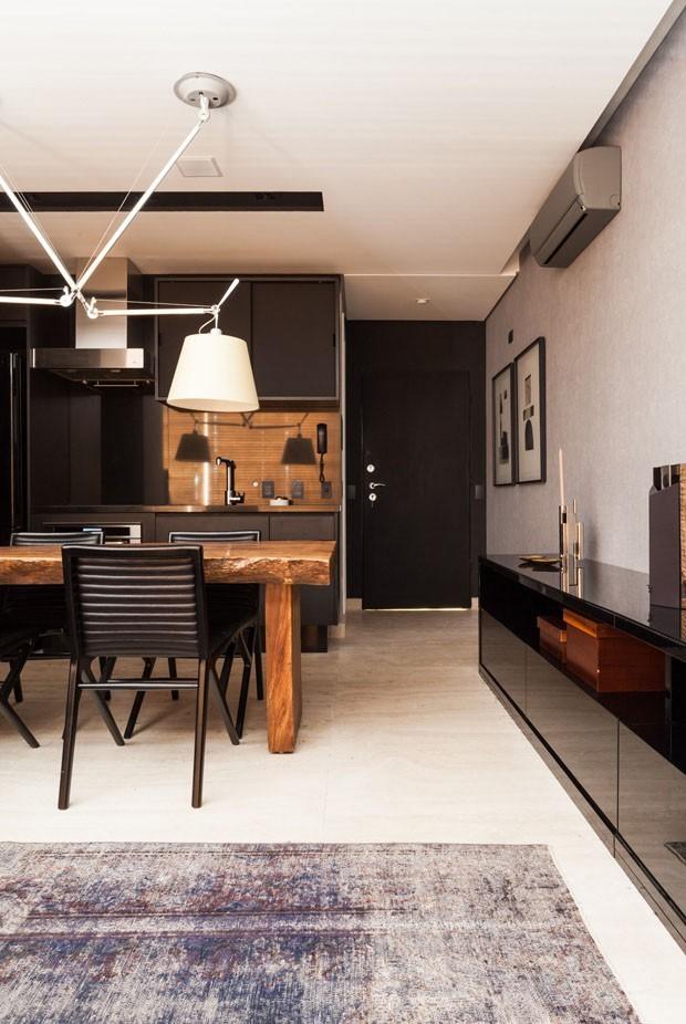 Decora o para apartamentos pequenos casa vogue for Acabados para apartamentos pequenos