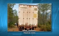 Polícia prende motoristas que forjaram roubo de carga milionária em Salinas