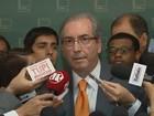 Eduardo Cunha diz que Câmara não pode ser refém de 'lutas corporativas'