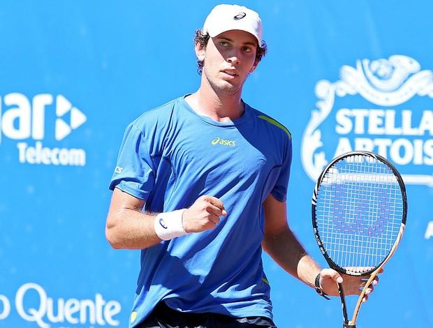 Guilherme Clezar tênis Rio Quente semifinal (Foto: Divulgação)
