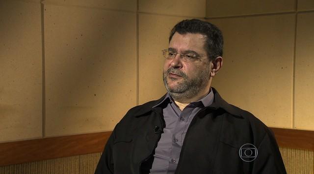 Bom Dia Brasil entrevista Rui Costa Pimenta