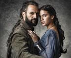 José Fidalgo e Bruna Marquezine em cena de 'Deus salve o rei' | Rede Globo / Sergio Zalis