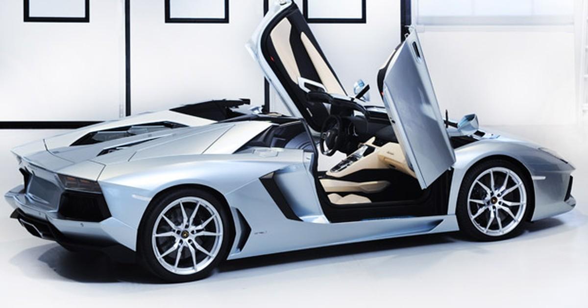 580623c016b Auto Esporte - Brasil tem 12 carros que custam mais de R  2 milhões  veja  os mais caros