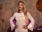 Dani Vieira polemiza com look de R$ 2 mil: 'Não preciso usar calcinha'
