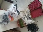 Homem é preso acusado de vender produtos de roubo a cargas em MG