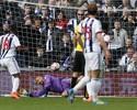Gomes pega dois pênaltis do mesmo jogador e garante vitória do Watford