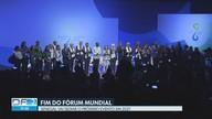 Fórum Mundial da Água chega ao fim