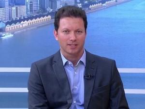 Nelson Marchezan Júnior falou ao Jornal do Almoço (Foto: Reprodução/RBS TV)