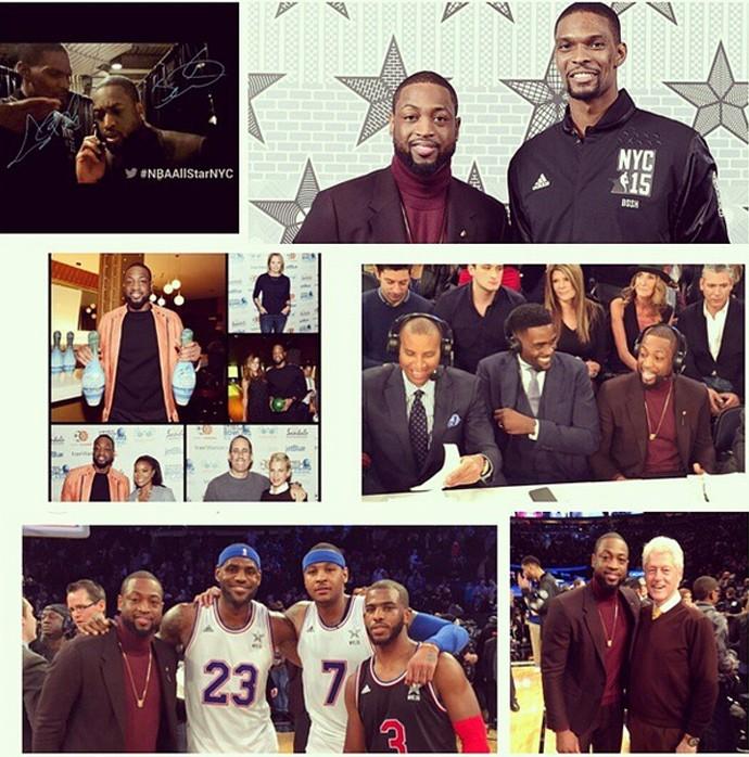 dwyane wade basquete instagram (Foto: Reprodução)