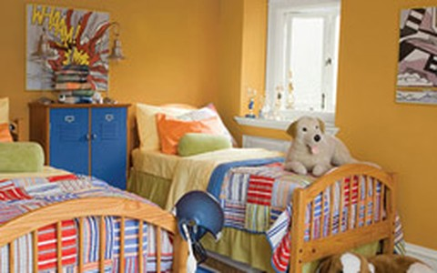 Quarto de irmãos: como decorar ambiente para menino e menina
