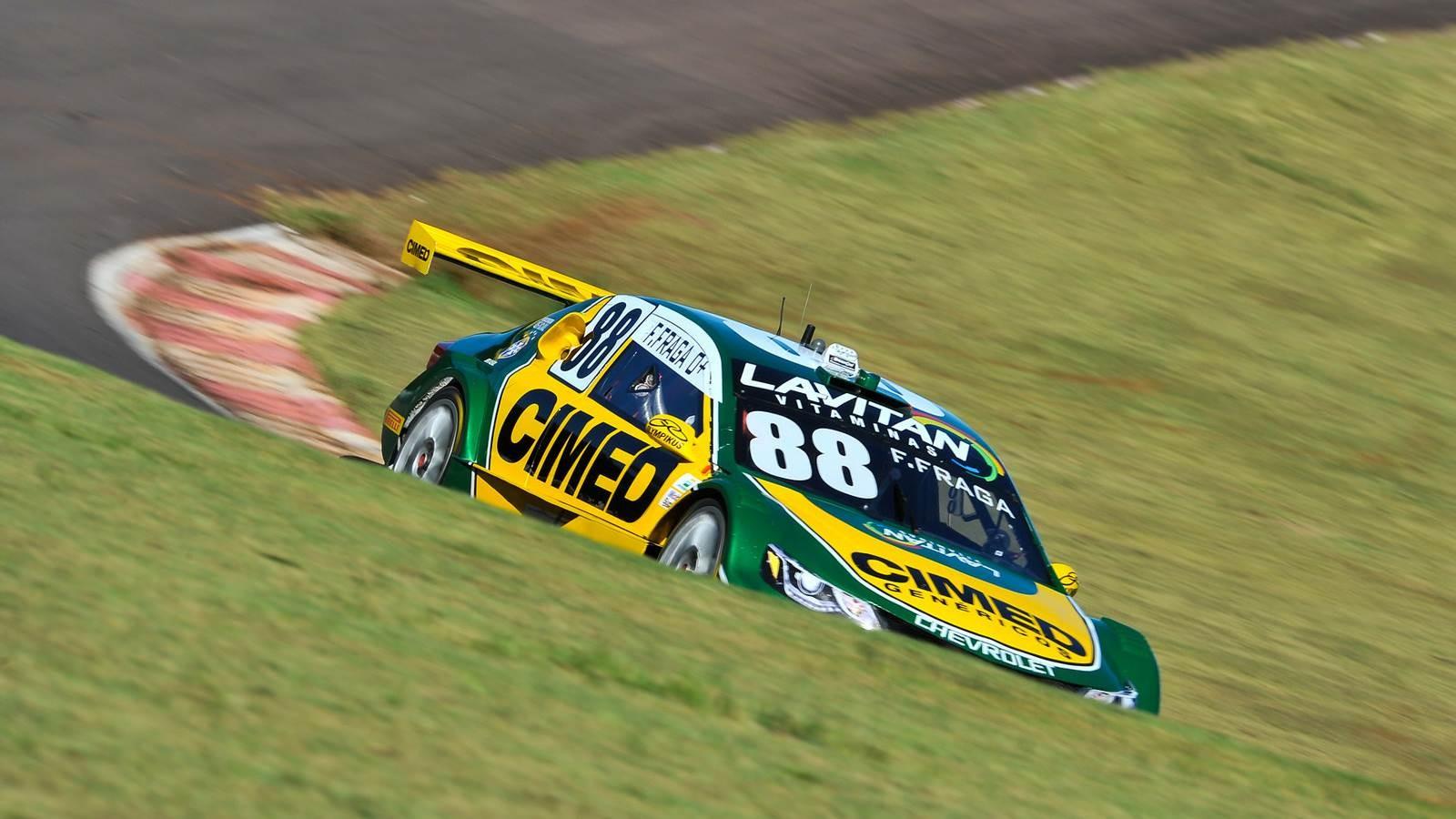 Felipe Fraga da Cimed Racing (Foto: Divulgação/Vicar)