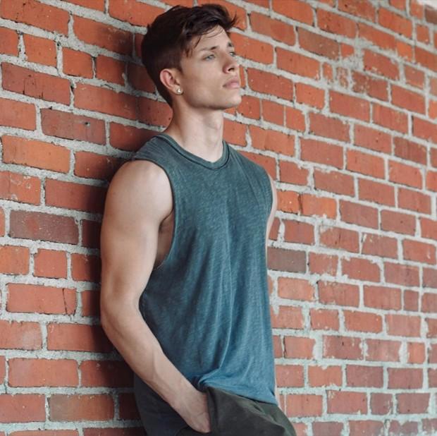 Matt Rife, novo namorado de Kate Beckinsale (Foto: Reprodução/ Instagram)