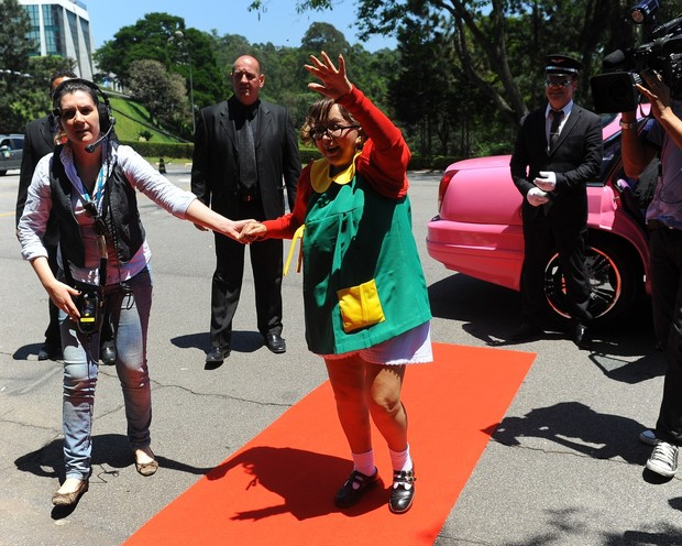 Maria Antonieta De Las Nieves, a Chiquinha do Chaves (Foto: Francisco Cepeda / AgNews)