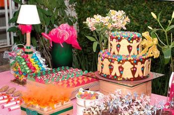 Festa de criana em casa: dicas para organizar um aniversrio inesquecvel (Foto: Divulgao)