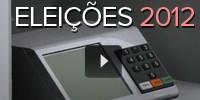 Veja as imagens das eleições 2012 por todo o país (Arte/G1)