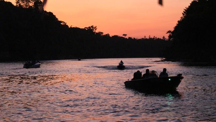 Mission Adventure no Salsalito Jungle Park (Foto: Daniele Lira)