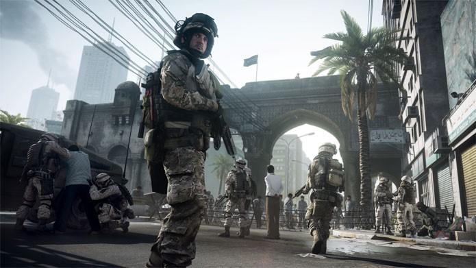 Battlefield 3 mais barato no Origin (Foto: Divulgação)