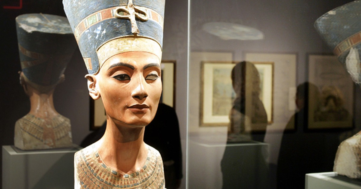 Tumba de Tutancâmon 'é chave' para desvendar mistério de Nefertiti