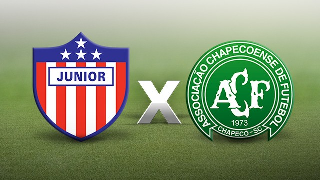 Chapecoense joga contra o Junior de Barranquila nesta quarta (19) (Foto: Infoesporte/GloboEsporte.com)