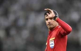 Sandro Meira Ricci volta a apitar jogo do Cruzeiro depois de quase seis anos