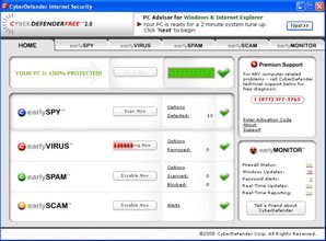 CyberDefender