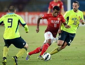Muriqui jogo Guangzhou Evergrande contra Seoul final (Foto: Getty Images)