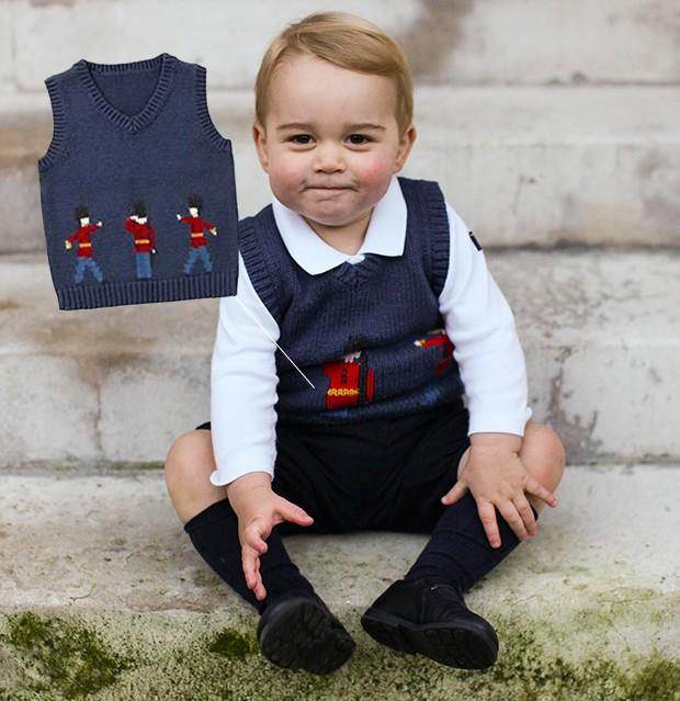 Prince George (Foto: Agência Reuters)