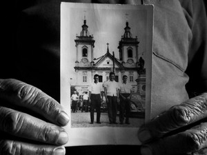 """Foto da exposição """"Olhares na Terra do Meio"""" de Rafael Salazar em Campinas (Foto:  Rafael Salazar)"""