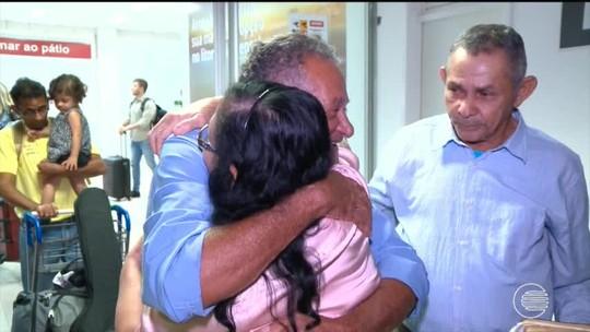 Após vídeo nas redes sociais, família reencontra parente depois de 49 anos