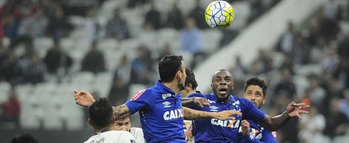 Corinthians x Cruzeiro copa do Brasil 2016