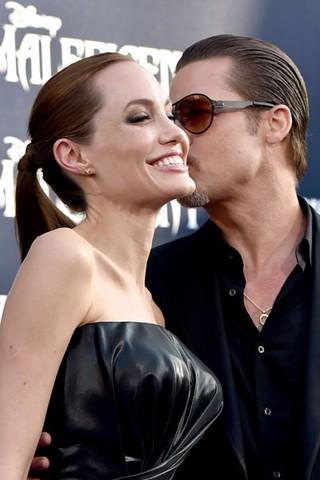 Casamento de Angelina Jolie e Brad Pitt